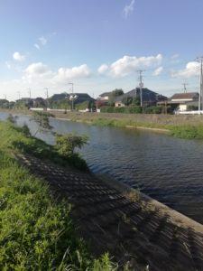 破竹川 バス釣り