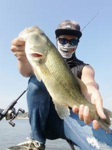 北利根川 バス釣り