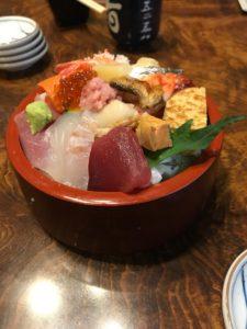 弁天鮨 海鮮丼