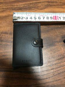 secrid 財布