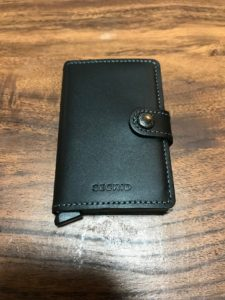 シークリッド 財布